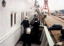 海洋环境、大气环境长效防腐----电弧喷锌喷铝